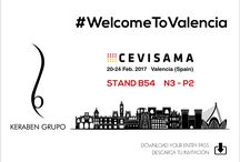 #Cevisama 2017 - #WelcomeToValencia
