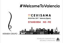 #Cevisama 2018 - #WelcomeToValencia