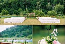 Pure Water Farm / Wedding photos at Pure Water Farm in Walland, Tennessee. A Smoky Mountain wedding venue.