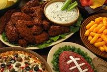 Are u ready for some football!!! / Ideas for football season / by Christina Barker