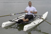 Dinghys, Kayaks, Catamarans, Innovation