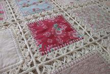 Crochet Fusion Quilts