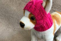 вязание собачкам