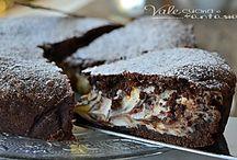 crostata morbida al cacao e ricotta