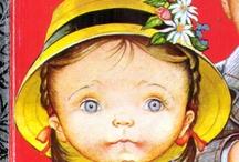 Children's book illustrations