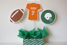 Football Birthday Party / by The Unique Day