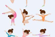 lo que mas me gusta / lo que mas me gusta es la reposteria y la gimnasia