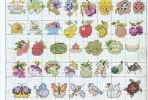 Cross stitch / Ponto de cruz
