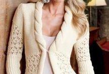 Suéteres tejidos