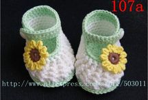 baby shoes / by Lynette Akins