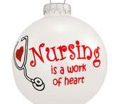 Happy Holidays! / Holiday Gear and Decorations for Nurses / by NurseGroups