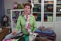 Quilting and other Crafty Videos / Videos to help you with your quilting and crafting projects.