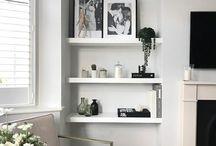 Art on Shelves