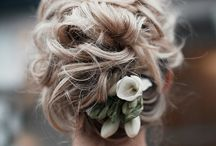Wedding hair / by Caitlin Siefkes