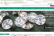 www.rasavgems.com / After earning its reputation in the gemstone world Rasav Gems is now a well-known name in online market sector. Purpose for creating www.rasavgems.com is to have a healthy online business environment. So with a click of the mouse you will enter in to the world of multi-color precious and semi-precious natural stones.  Now pop up to every segment of the website and look for the advantages to benefit your requirements.