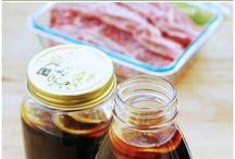 Paleo/Primal: Sauces (Marinades ~ Asian Inspiration)