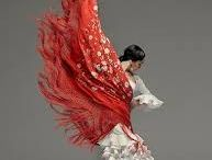 My Flamenco inspiration / Images and photos where I found inspiration for my Olé by Berenice Bercelli creations!