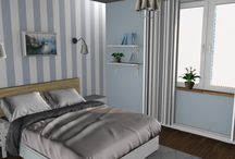 Projekty / interior design