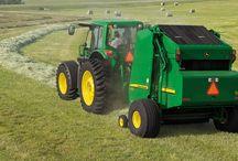 Baling Hay & Forage / Baling all types of hay & forage.