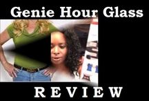 Genie Hour Glass Review