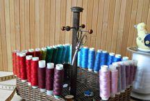 šití, potřeby pro šití
