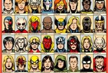 Марвел/Marvel