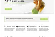 Wordpress inspiration