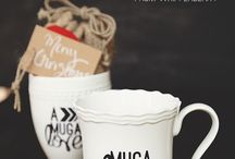 sharpie art gift mug