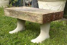 изделия из бетона гипса
