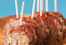 Mini food ideas / by Kay Jones