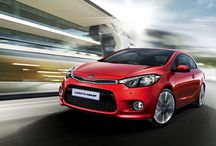 Kia Cerato / The very cool and rather exciting Kia Cerato Koup and Hatch.