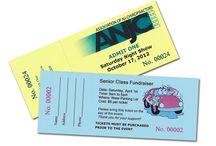 Ticket Styles