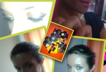 Marta Moura for Sleek MakeUP Portugal #BeachPartyLook competition
