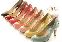 Lovely footwear