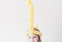 Шляпы из шаров