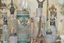 Parfum flacons
