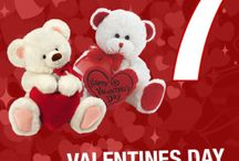 Teddy Bears for Valentines Day / To me the ideal gift for valentines day (and any day for that matter) is a Teddy bear