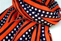 Orange and Navy / Just a lil board for those of us who like getting complimented on our complementary colors.