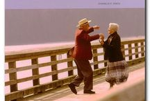 Aging. Gracefully... / Ideas, encouragement, and just plain cute stuff about getting older... / by Kathy Golden