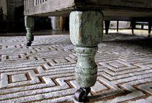 Furniture redesigns / by Linda Gildersleeve Caudell