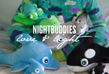 NightBuddies plush / Toy and nightlight