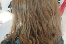 Messy Blonde to Clean Crisp Blonde