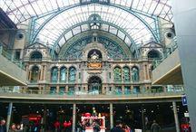 Antwerp / One day city trip to Antwerp, Belgium