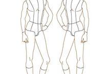 Mens Designs/ templates etc.