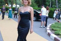 Romanian Celebrities / Celebrities wearing Lucia Bella to different events and shows.