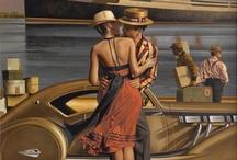 Art Deco Peregrine Heathcote
