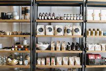 Shop's Interior