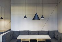 Flos | String Light Cone Head / Design makes the interaction between light and space tighter. See how Michael Anastassiades's String Light Cone head does it.