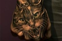 Realistic Tattoos / by Frieda Masters