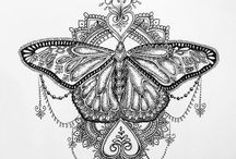 tattoo mandala hand